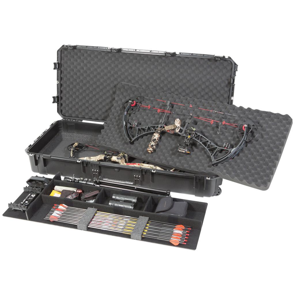 SKB iSeries Ultimate Bow Case  <br>  Large Black
