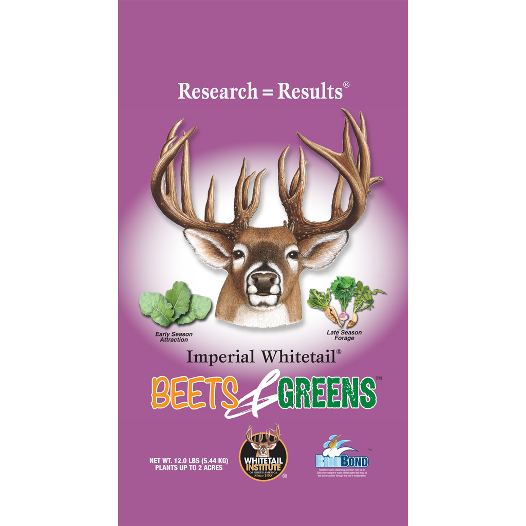 Whitetail Institute Beets and Greens  <br>  12 lbs.