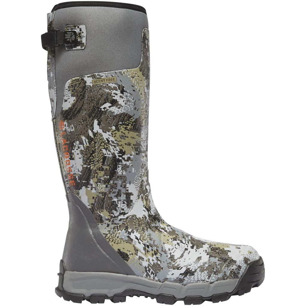 LaCrosse Alphaburly Pro Boot  <br>  Optifade Elevated II 12