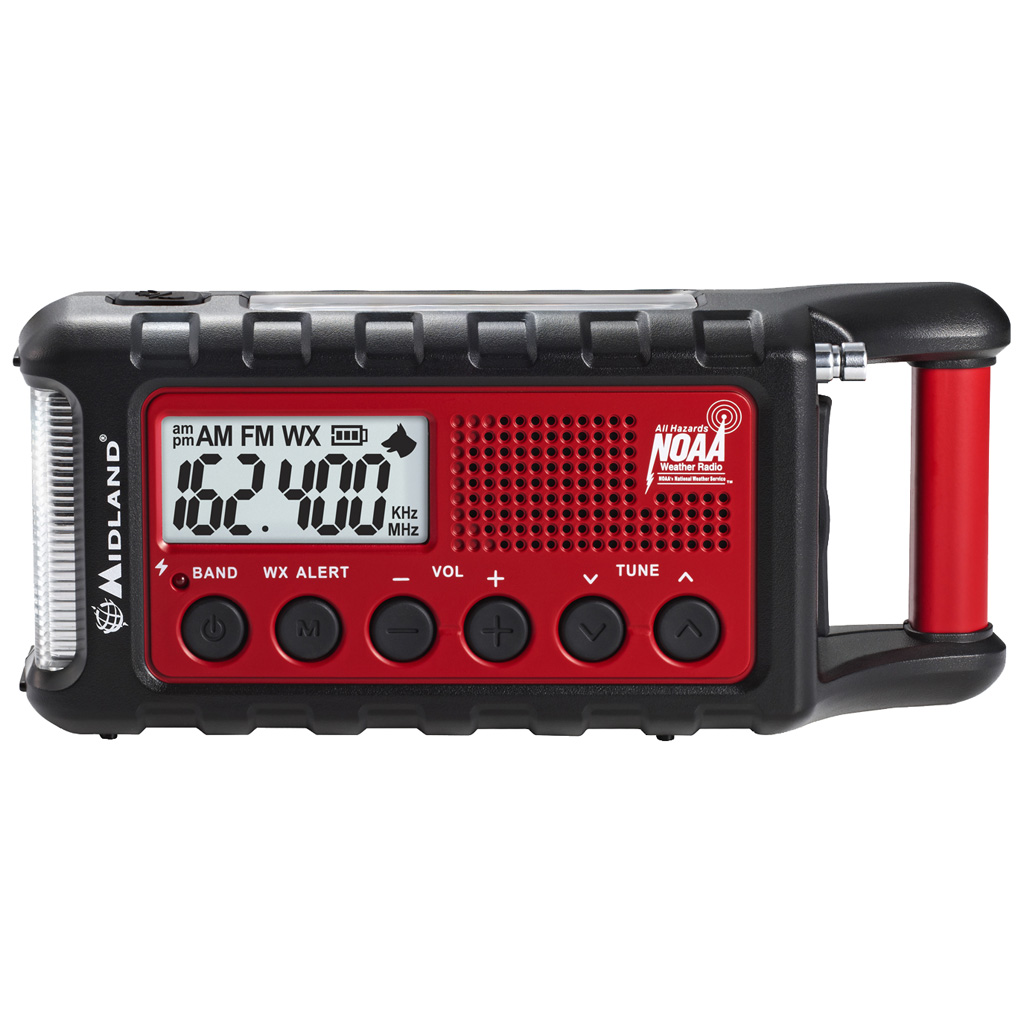 Midland ER310 Weather Alert Radio  <br>