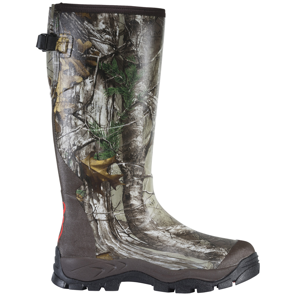 Browning X-Vantage Rubber Boot  <br>  800g Realtree Xtra 9