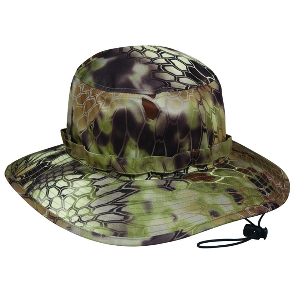 Outdoor Cap Boonie Hat  <br>  Kryptek Highlander