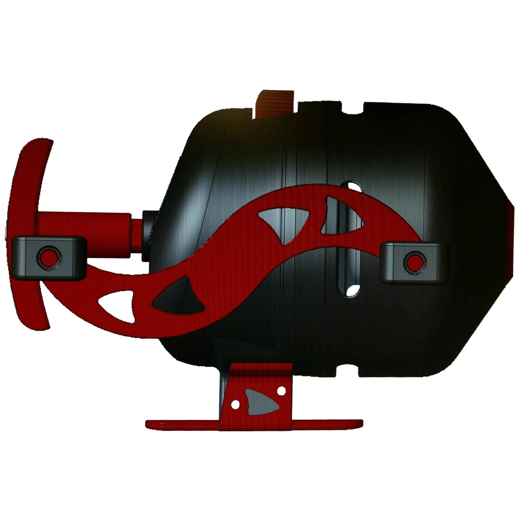 RPM Bowfishing M1-X Trigger Reel  <br>