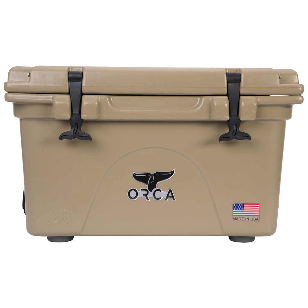 Orca Hard Sided Classic Cooler  <br>  Tan 26 Quart
