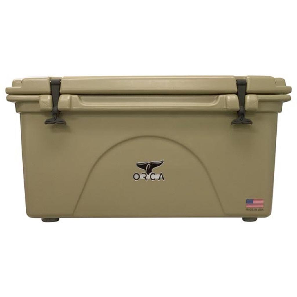 Orca Hard Sided Classic Cooler  <br>  Tan 75 Quart