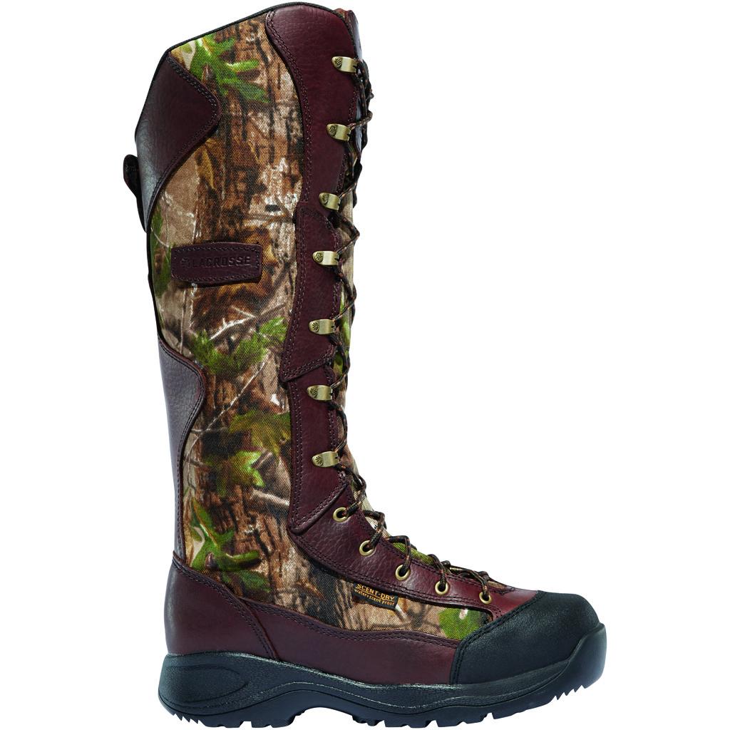 LaCrosse Venom Snake Boot  <br>  Realtree APG Size 9