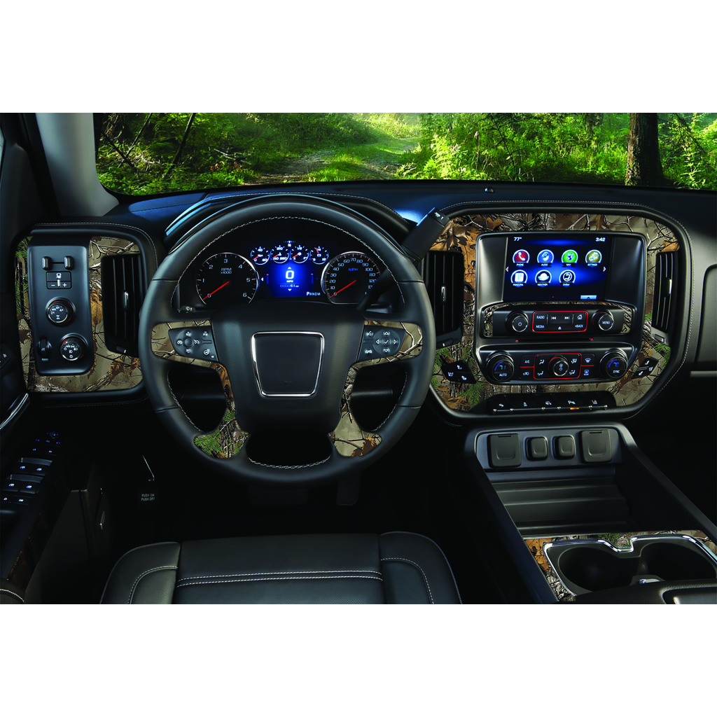 SEI Auto Interior Skin Kit  <br>  Realtree Xtra 12 in. x 24 in.