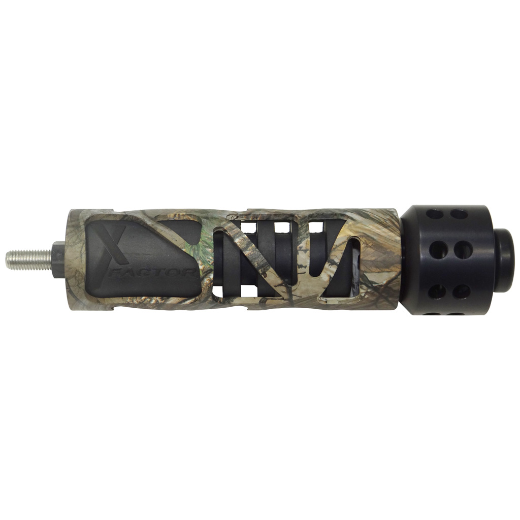 X-Factor Xtreme TAC HS Stabilizer  <br>  Realtree Xtra 6 in.