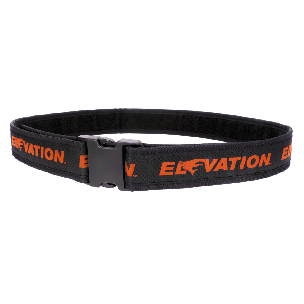 Elevation Pro Shooters Belt  <br>  Orange 28-46in.