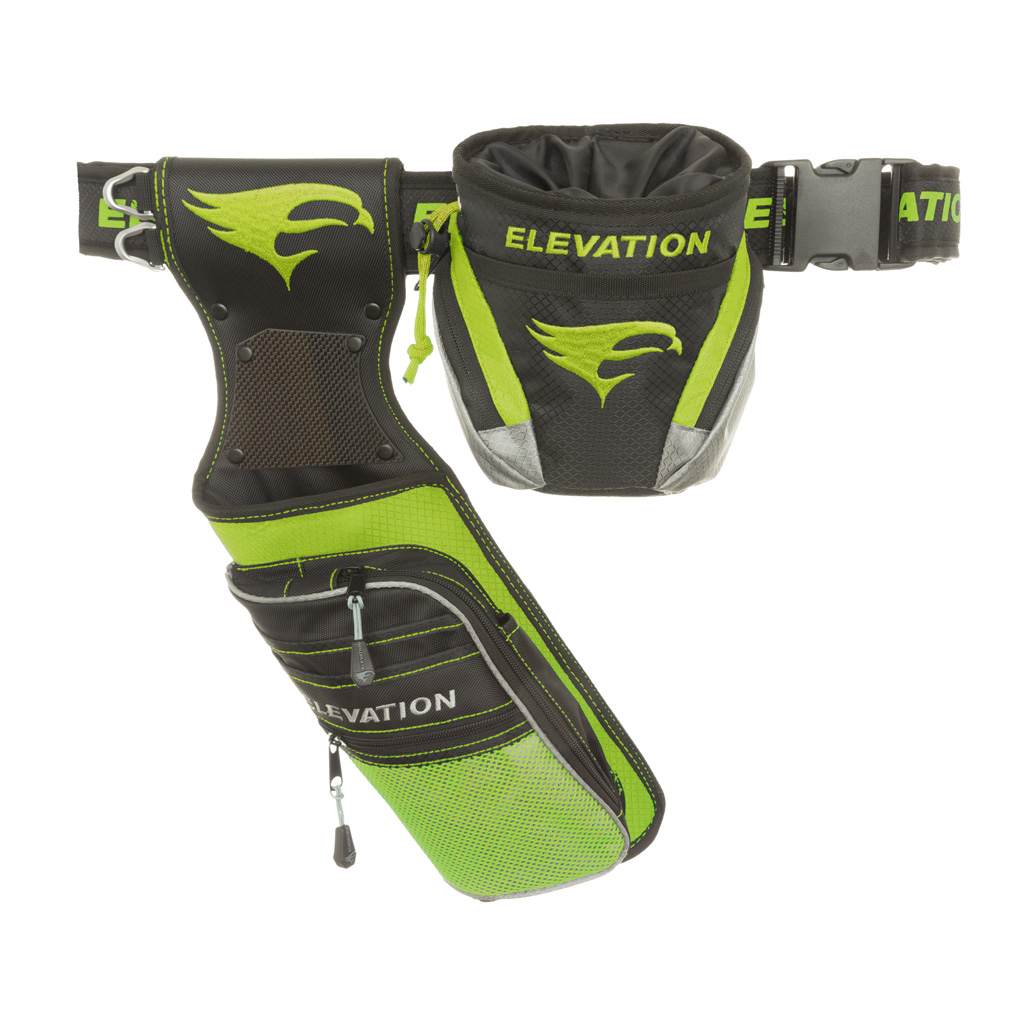 Elevation Nerve Field Quiver  <br>  Package Green RH