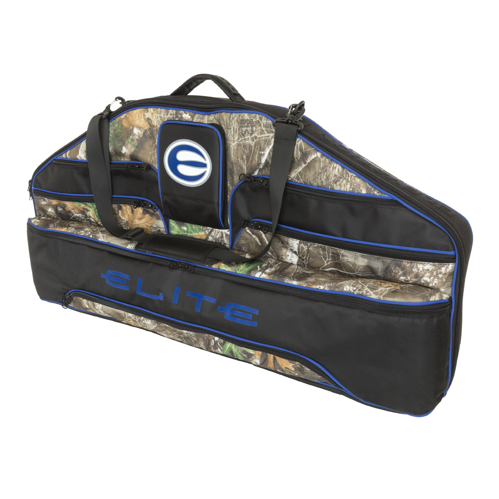 Elevation Elite Edition Bow Case  <br>  38in Black/Realtree Edge