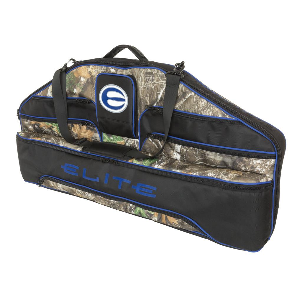 Elevation Elite Edition Bow Case  <br>  38in Black/Realtree Edge
