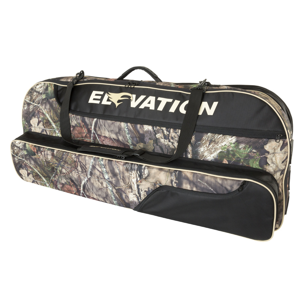 Elevation HUNT Suspense Bow Case  <br>  44in Black/Mossy Oak Country