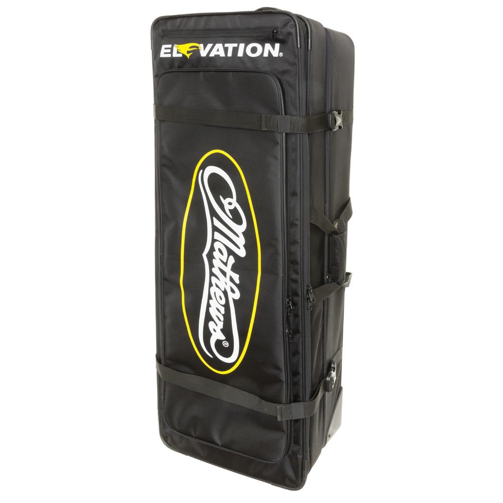Elevation Jetstream Travel Case  <br>  Mathews Edition Black