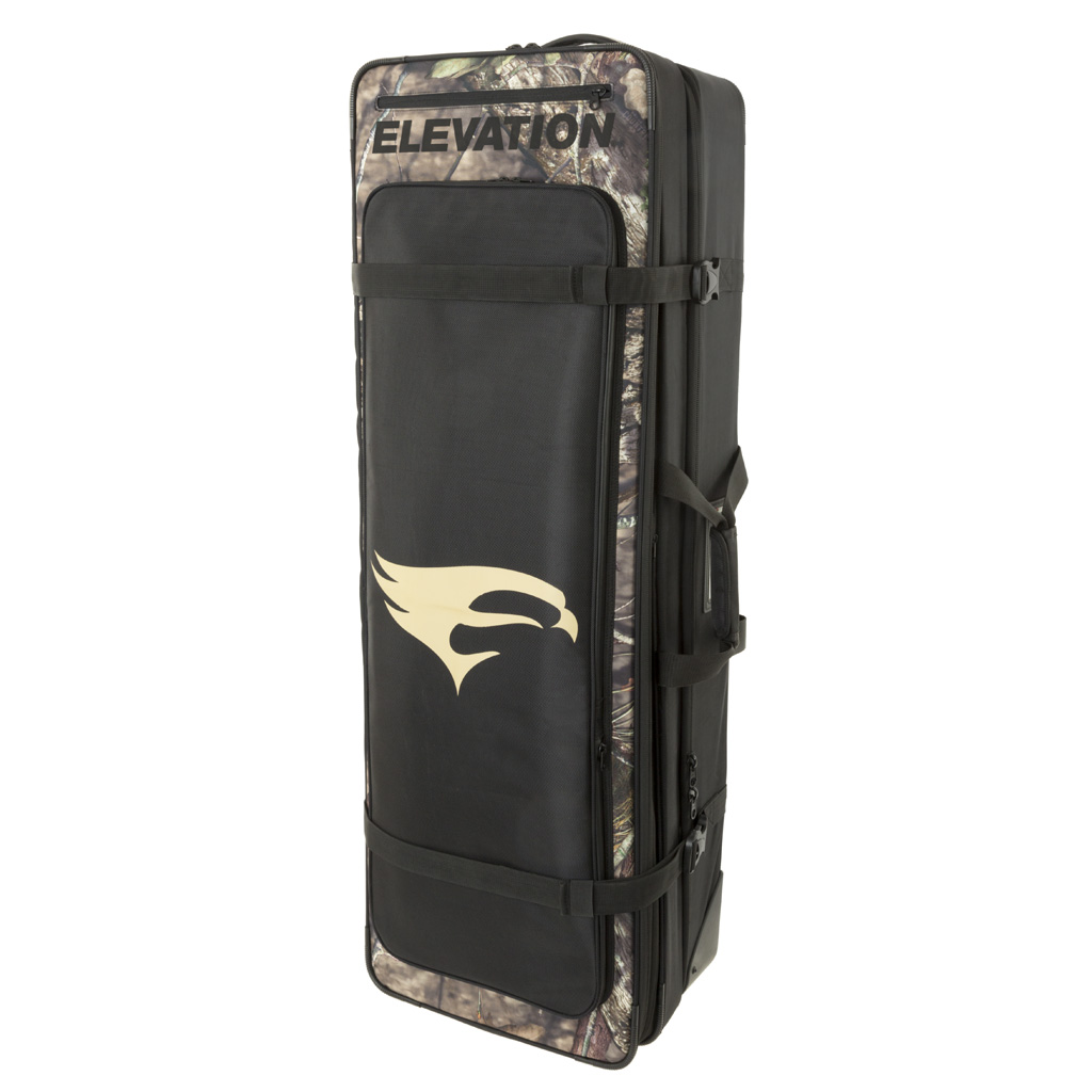 Elevation Jetstream Travel Case HUNT Edition  <br>  Black/Mossy Oak Country