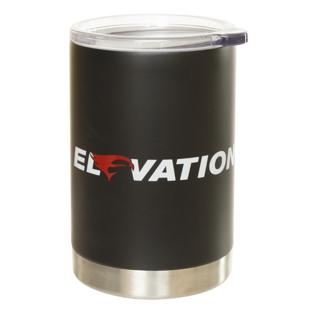 Elevation Tumbler   <br>  Black/Red
