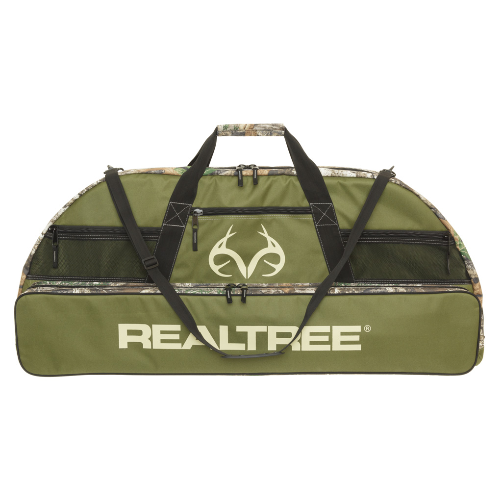 October Mountain Realtree Case  <br>  OD Green/Realtree Edge 40in.