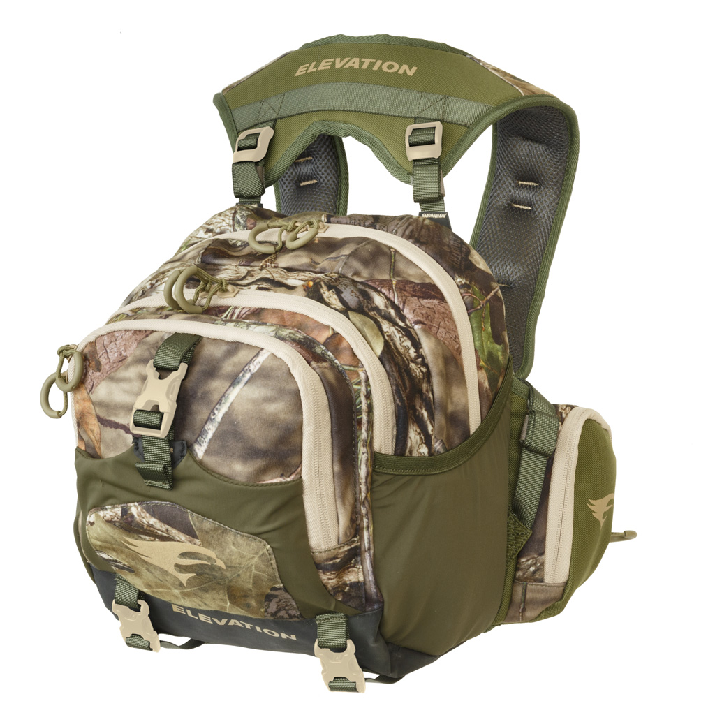 Elevation Hunt Forester Lumbar 650 Pack  <br>  Mossy Oak Country