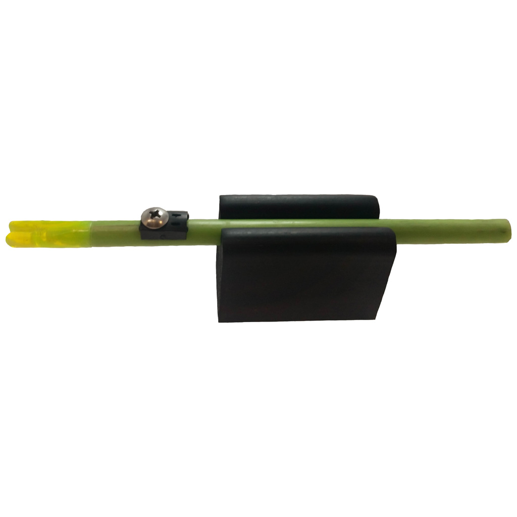 Quick Draw Bowfishing Lock Block Arrow Holder  <br>