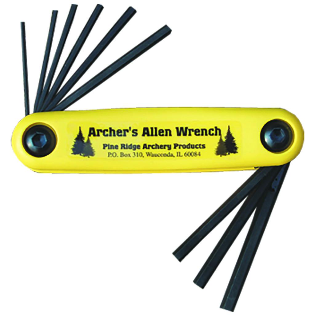 Pine Ridge Archers Allen Wrench Set XL  <br>