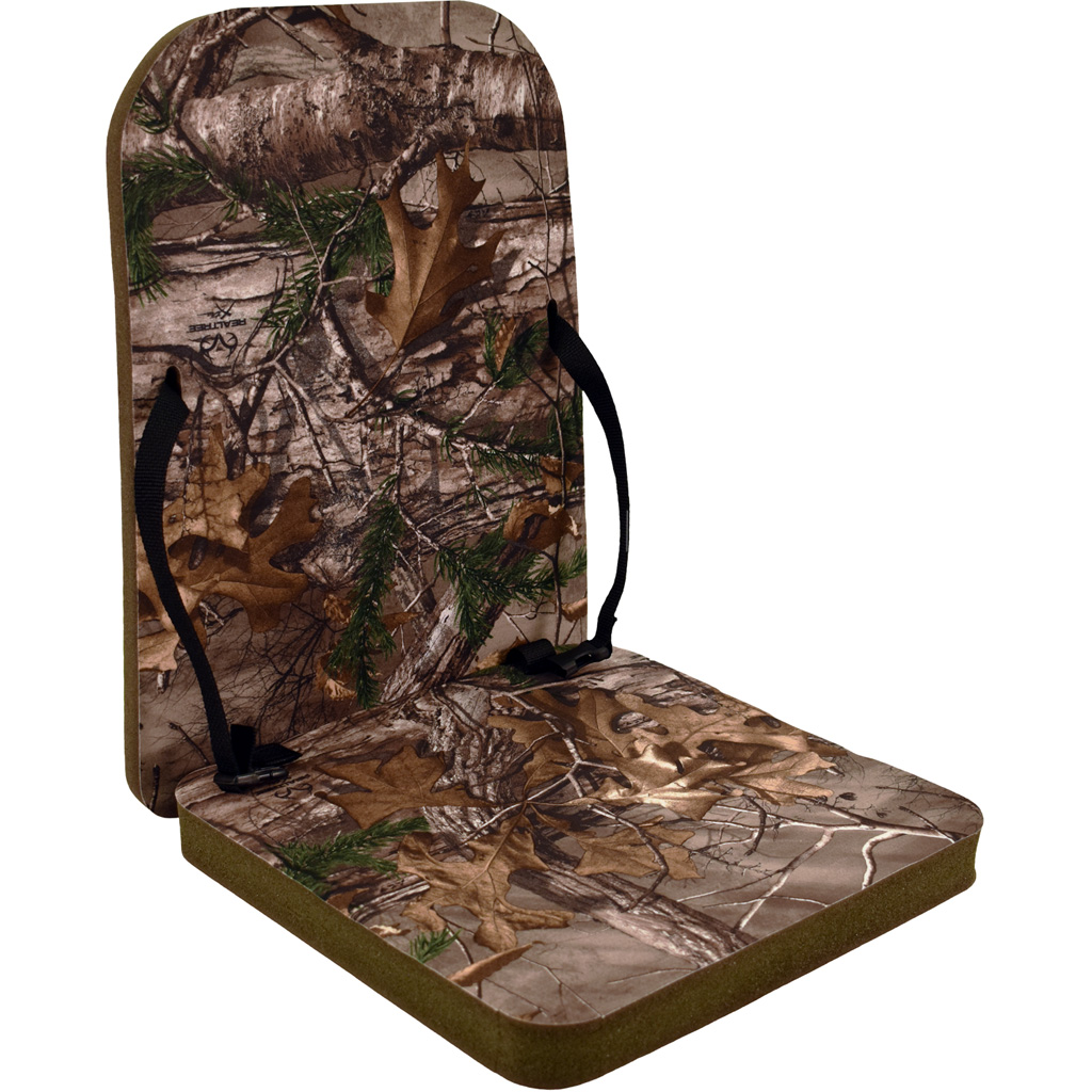ThermaSeat Elevate Seat Tree Stand Hunter  <br>  Folding Realtree Edge