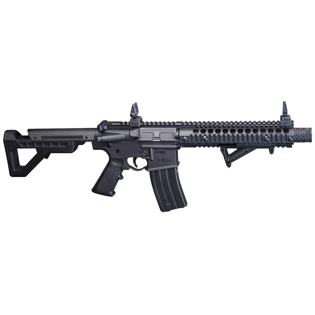Crosman DPMS SBR Full Auto Air Rifle  <br>