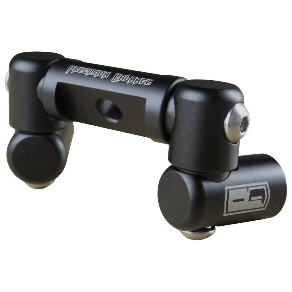 Precision Balance Stabilizer Mount  <br>  Fully Adjustable V-Bar Mount