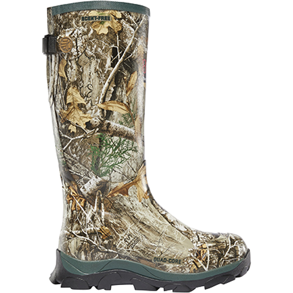 LaCrosse Womens Switchgrass Boot  <br>  Realtree Edge 800g 7