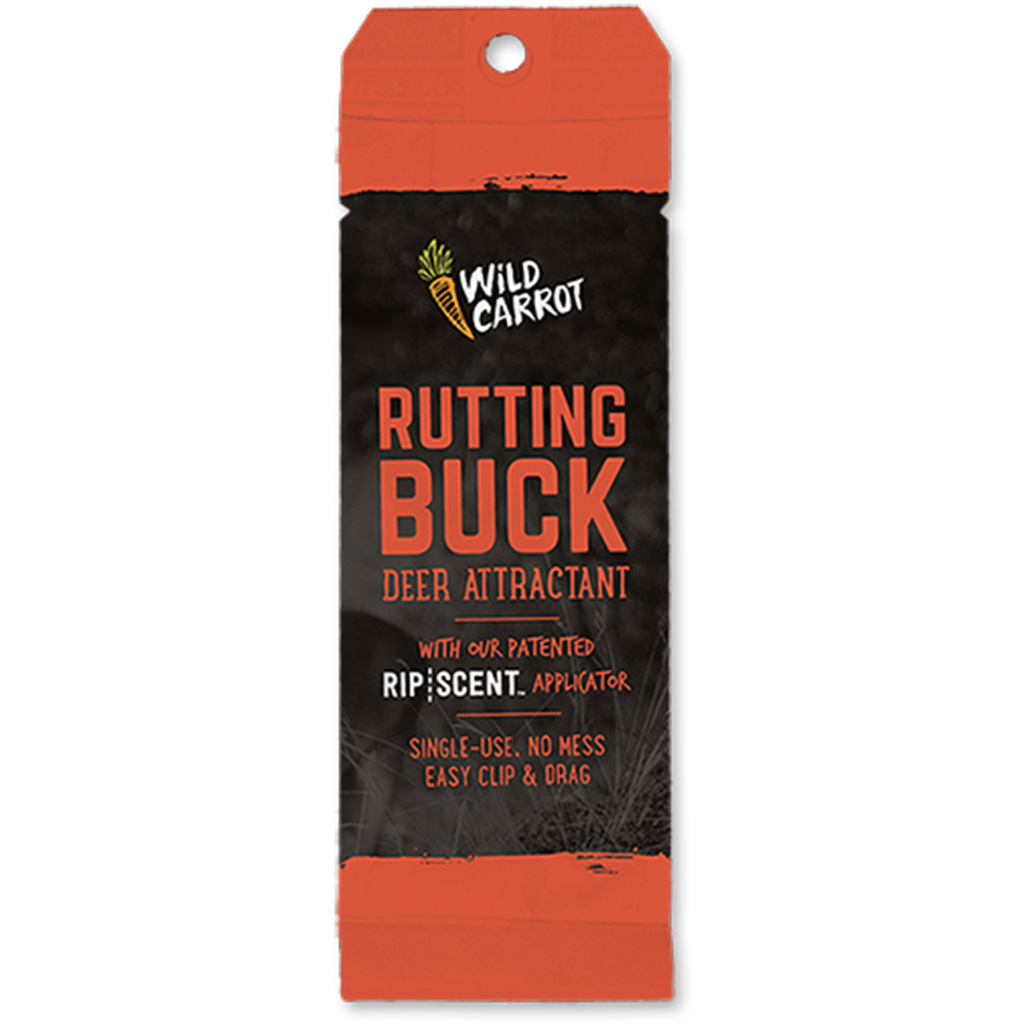Wild Carrot Scents Rutting Buck Attractant  <br>  10 pk.