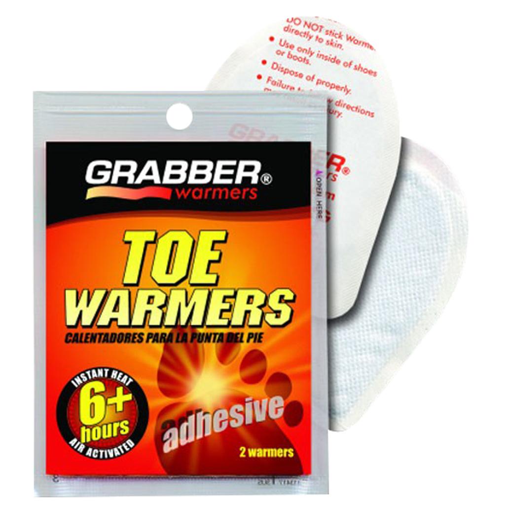 Grabber Toe Warmers  <br>  1 pr.