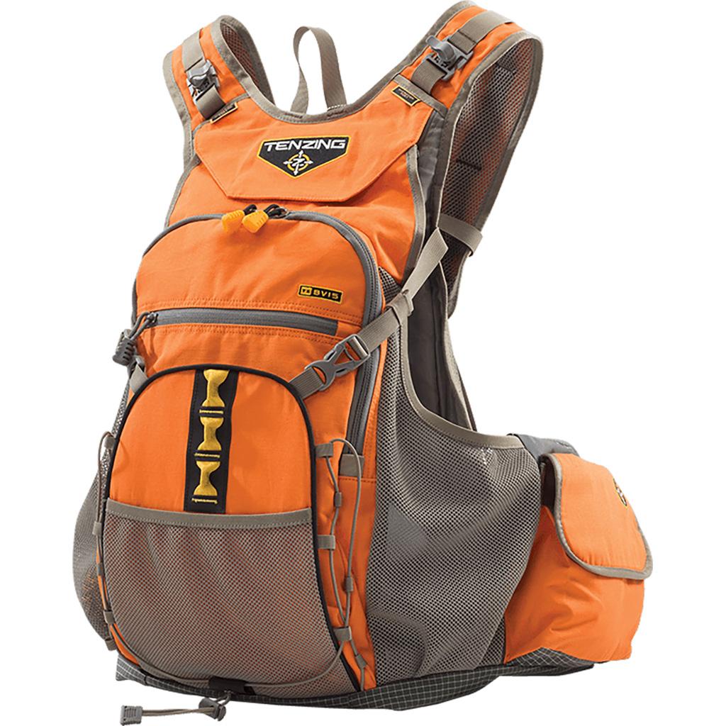 Tenzing Upland Bird Vest  <br>  Blaze Orange XL/XXL