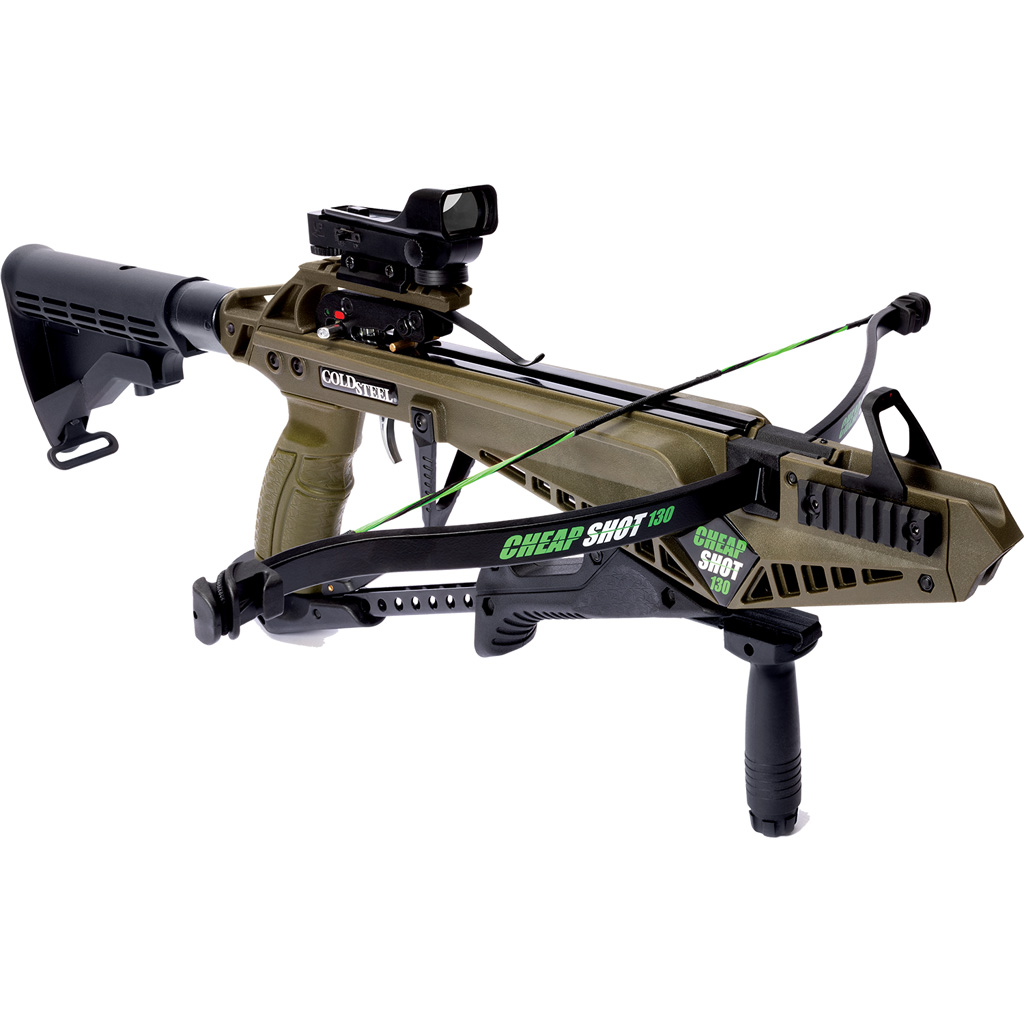 Cold Steel Cheap Shot 130 Crossbow  <br>