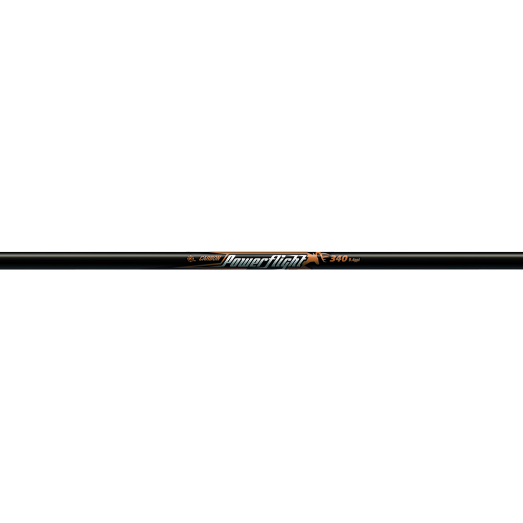 Easton PowerFlight Shafts  <br>  340 1 doz.