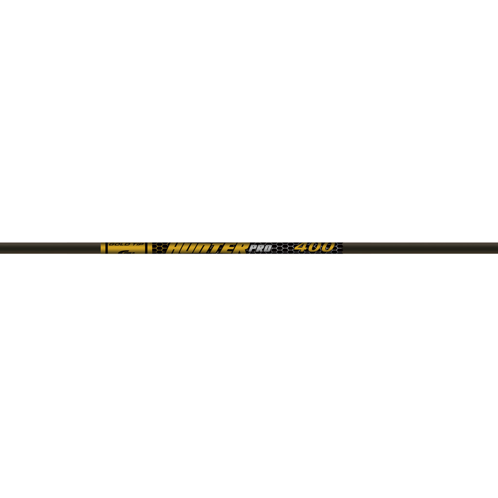 Gold Tip Hunter Pro Shafts  <br>  400 1 doz.