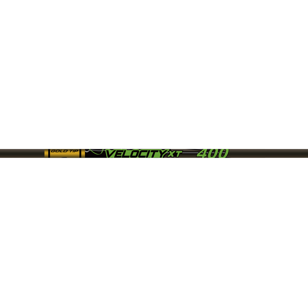 Gold Tip Velocity XT Shafts  <br>  340 1 doz.
