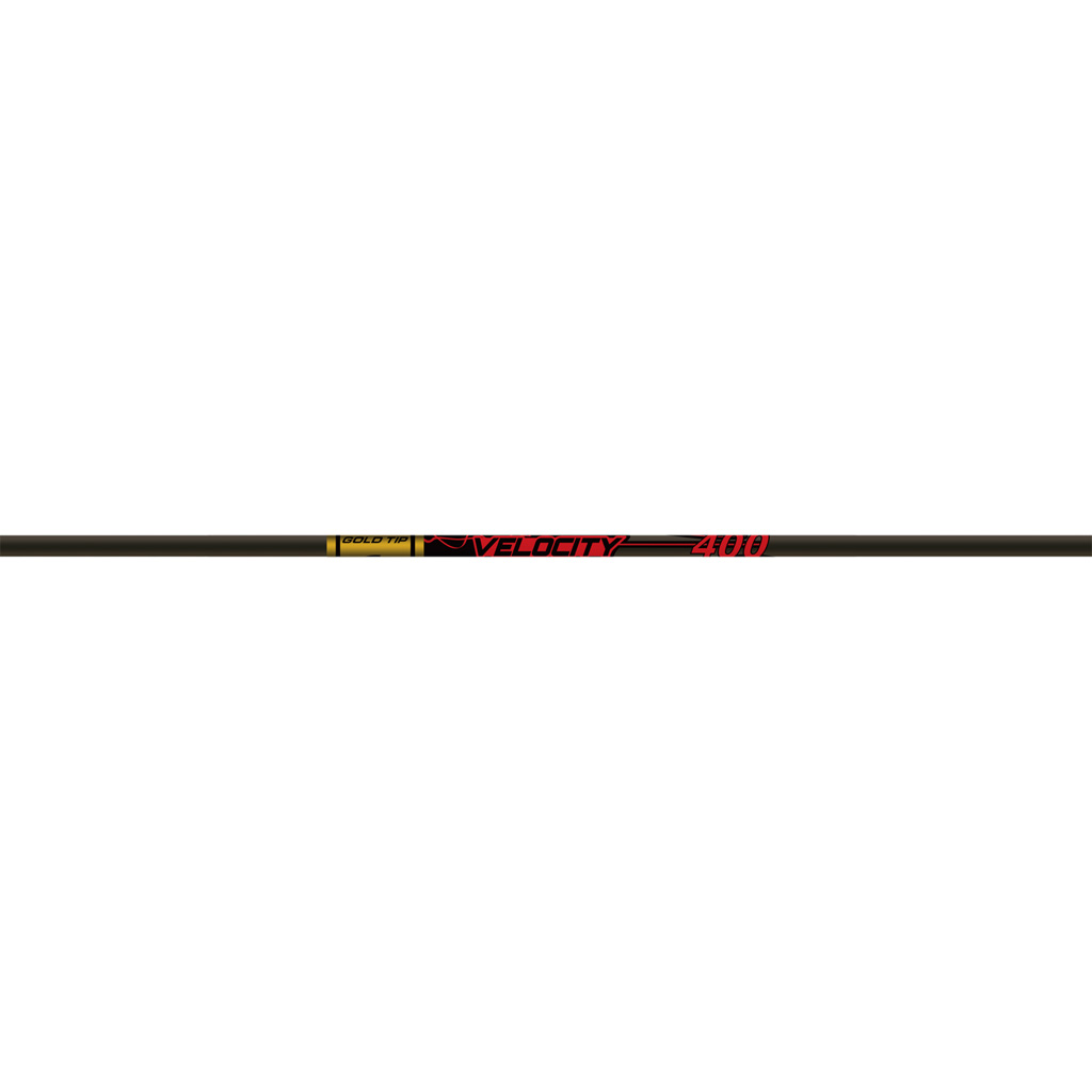 Gold Tip Velocity Shafts  <br>  400 1 doz.