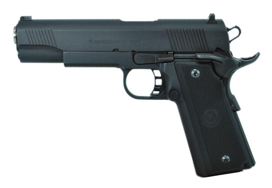 XB 1911 45ACP BL 5 SFTY 14+1 - BLUED FINISH | AMBI SAFETY