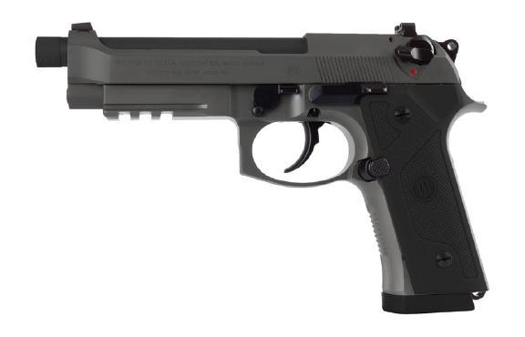 M9A3 9MM BLK/GRAY 5 17+1 SFTY - GRAY FRAME/GRAY SLIDE | SAFETY