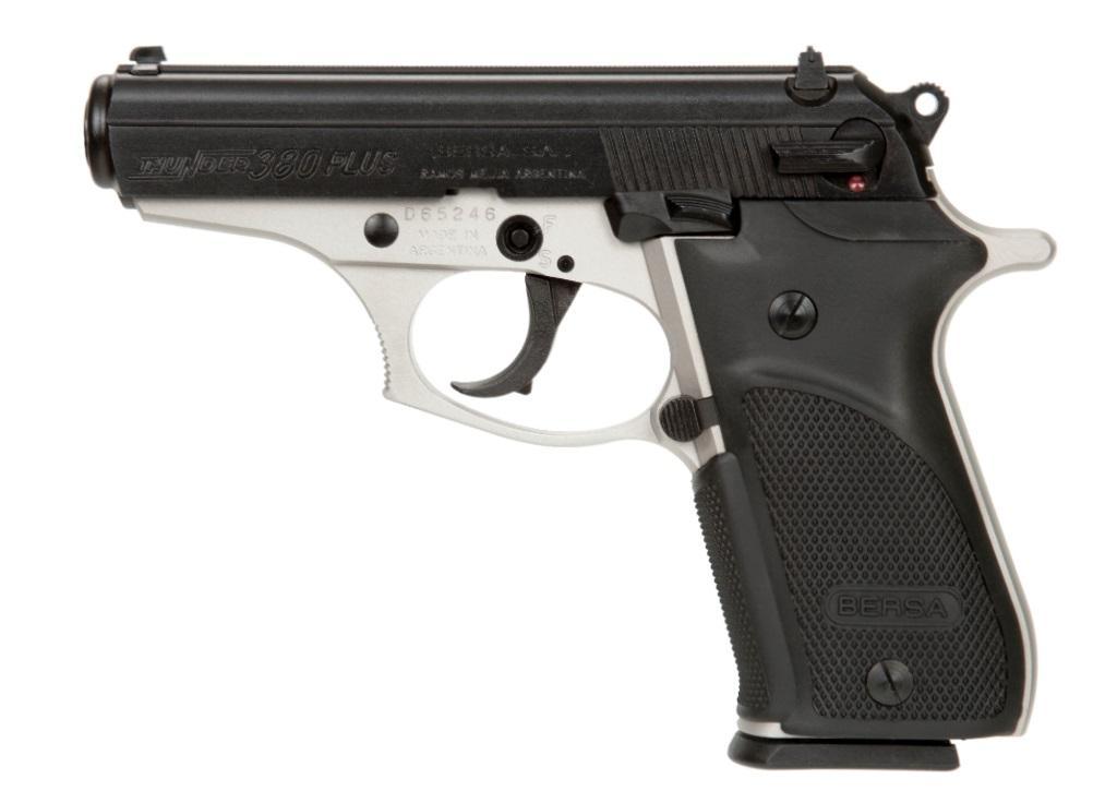 THUNDER 380 PLUS 380ACP DUO - 15+1   3.5   BL/SS