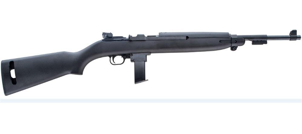 M1-22 CARBINE 22LR BL/PLY 10RD - 500.083 POLYMER STOCK