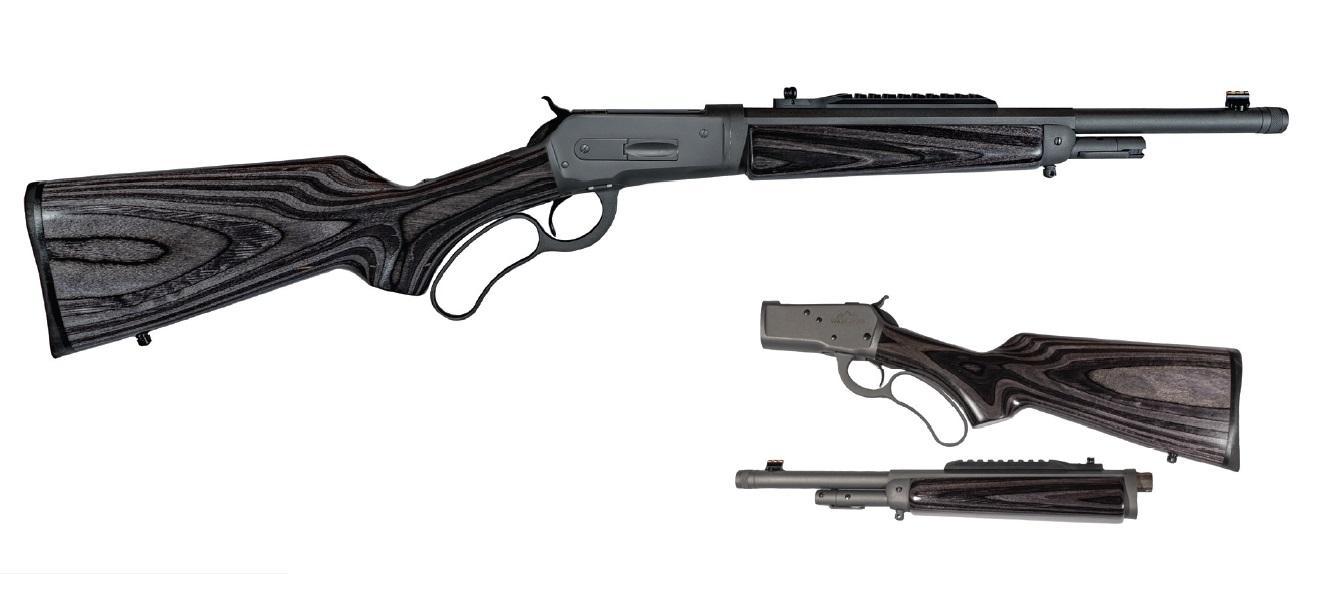 Chiappa Firearms 920411 1886 Wildlands Takedown 45-70 Gov 4+1 18.50