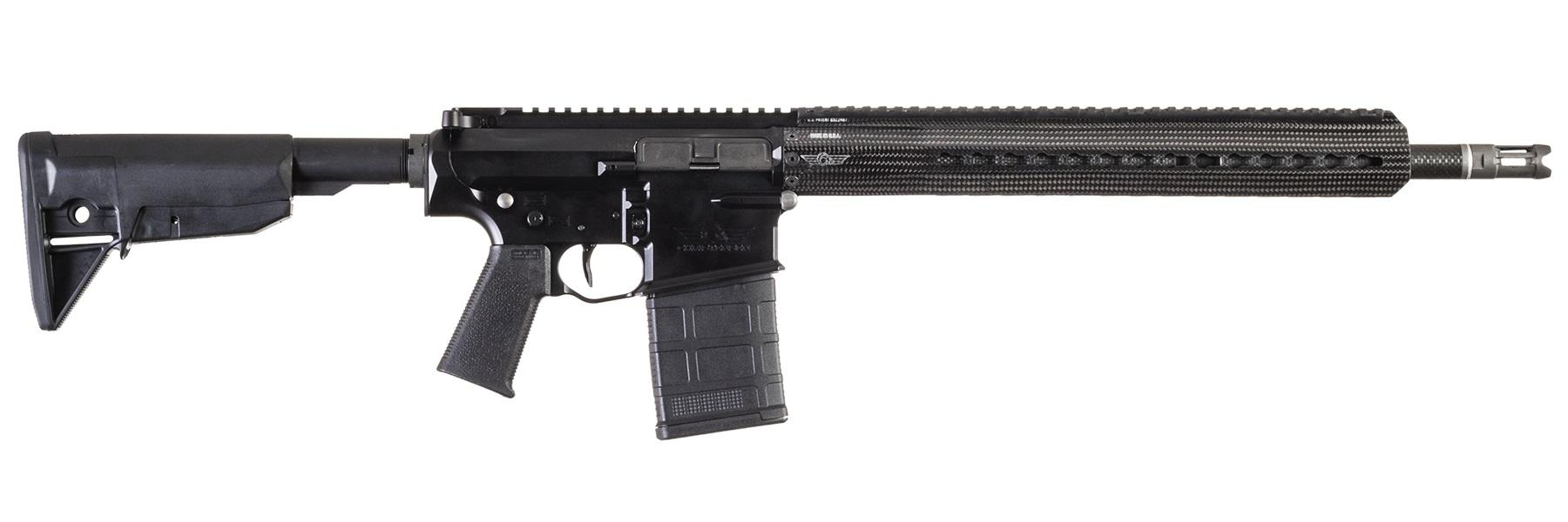 CA-10 G2 CF 308WIN BLK 18 ML - CA11211-1126432