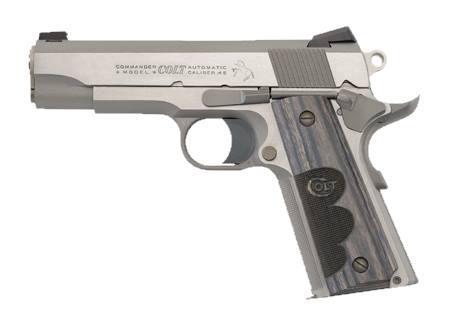 WILEY CLAPP COMMANDER 45ACP SS -