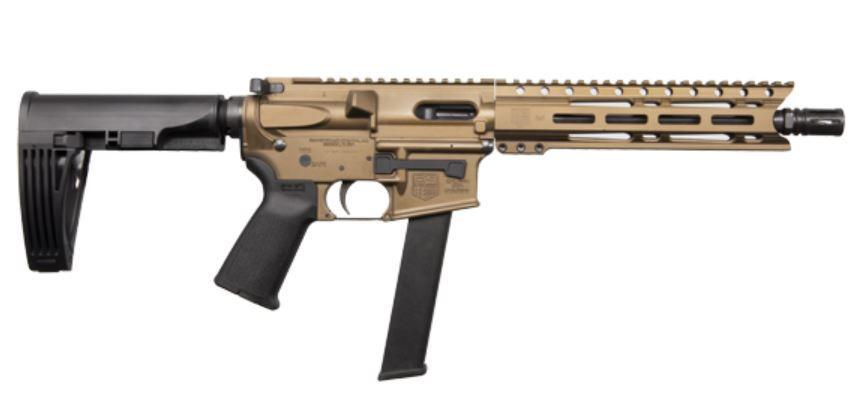 Diamondback DB9RPMLBB10 DB9R  9mm Luger 10