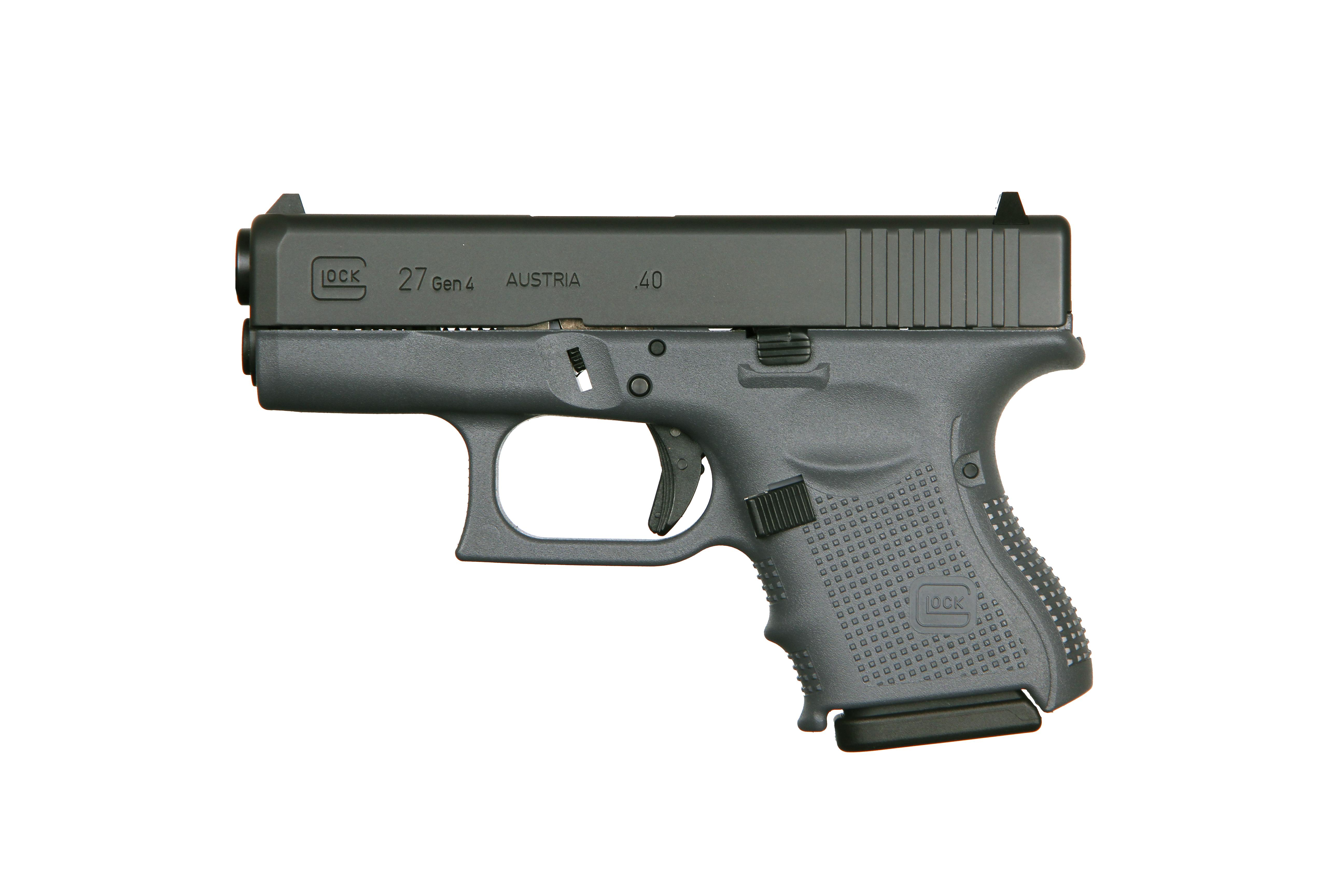 G27 G4 GRAY 40SW 9+1 3.46 FS - 3-9RD MAGS