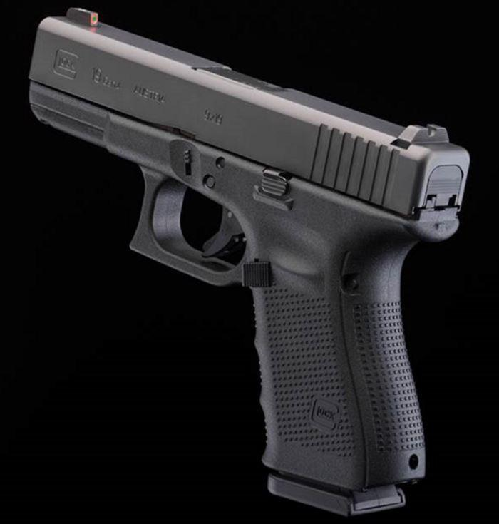 G19 G4 9MM 15+1 4 NS - 3-15RD MAGS | ACCESSORY RAIL
