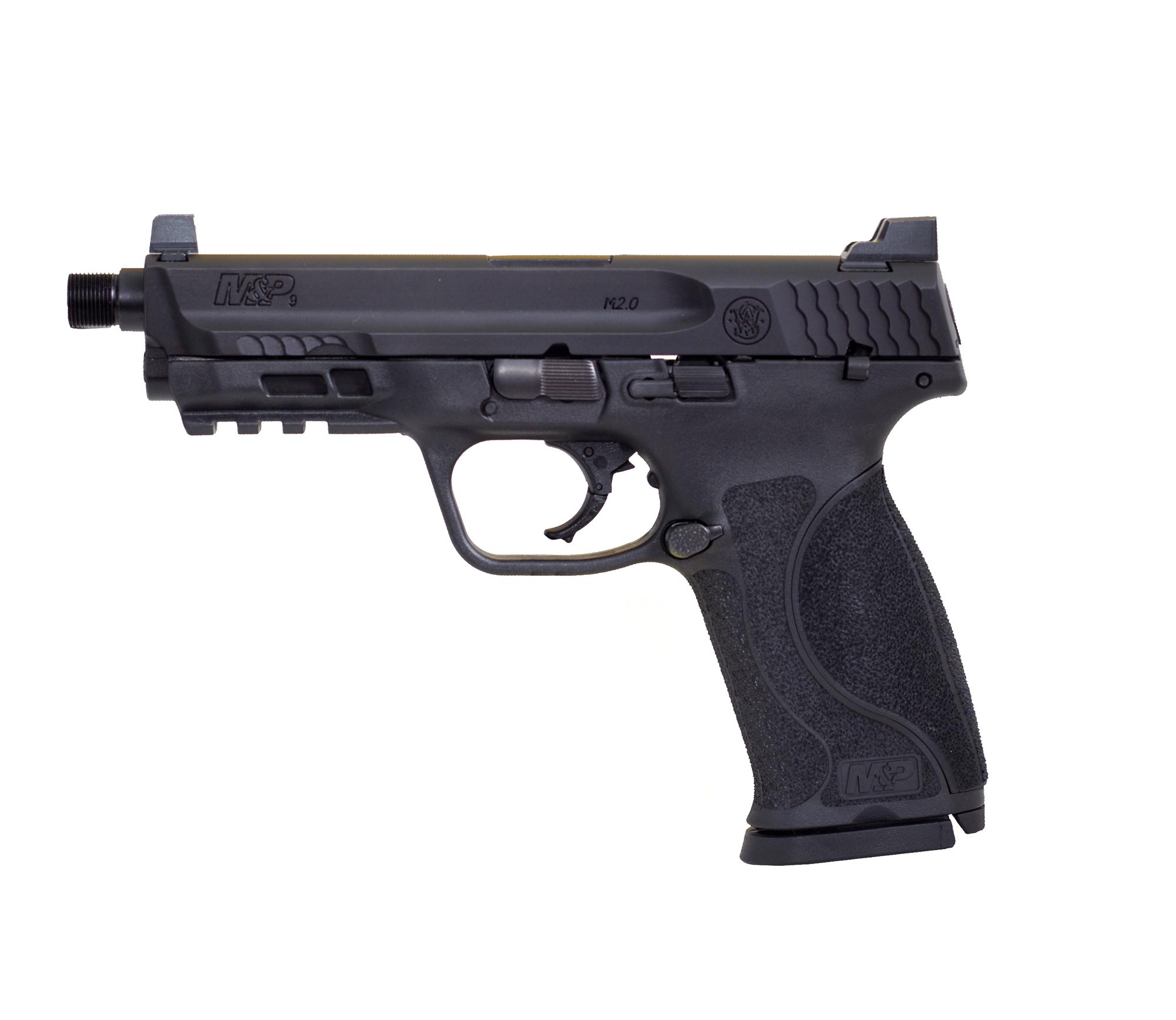 HUSH PUPPY MP9 2.0 9MM TB SLD - SLIDE LOCK DEVICE | 17+1