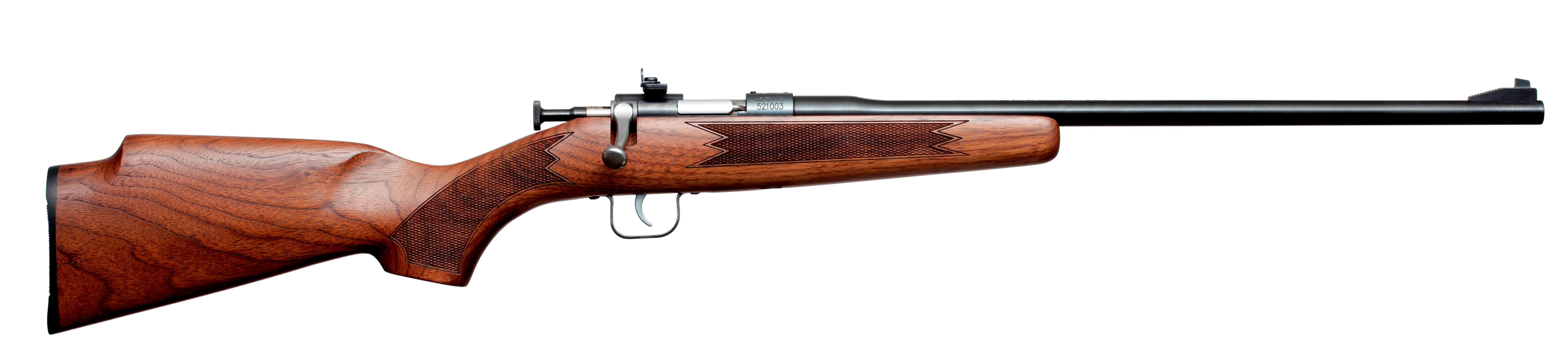 CHIPMUNK DELUXE 22LR BL/WALNUT - SINGLE-SHOT
