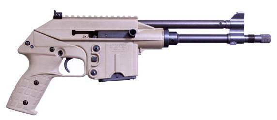 PLR-16 223REM BL/TAN 10+1 9.2 - USES M-16 MAGS/RAIL/9.2 BBL