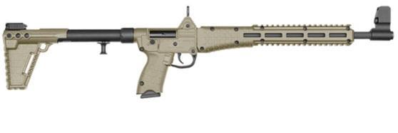 SUB-2000 MP 40SW TAN 16 15+1 - MULTI-MAG MODEL | M-LOK